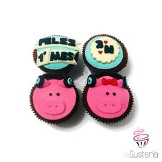 ¡Celebra tus mejores momentos con los #cupcakes de La Gustería! Pedidos: lagusteriaperu@gmail.com