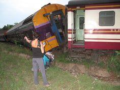 My train to Bangkok interrupted ...
