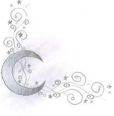 moon tattoo by ~aepyro666 on deviantART