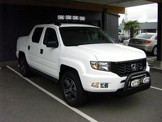 Pickup Accessories, Offroad Accessories, Suv Trucks, Pickup Trucks, Honda Ridgeline Accessories, Honda Truck, New Cars For Sale, Bug Out Vehicle, 2013 Honda