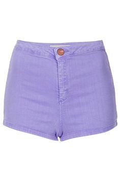a9e03c569fc MOTO Lavender Denim Hotpants Short Outfits