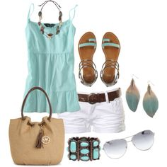 25 Summer Outfits From Polyvore