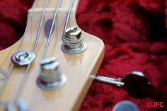Newloc Fender Precision bass Vintage 58 machine heads detail.backline, backline rental, musical gear, musical instruments, vintage keyboards, vintage drums, drums, percussions, classical musical gear, synth, guitars,#backline