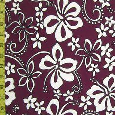 Style: PS-3614 Width: 60 Color: White/Merlot Per Yard Price: $13.00 Description: Four Way Stretch Nylon Spandex White Merlot, Swimsuit Fabric, Ps, Yard, Spandex, Product Description, Prints, Color, Style