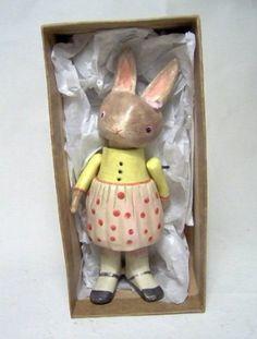 "Jennifer Murphy ""Molly Mae"" Bunny Frozen Charlotte"