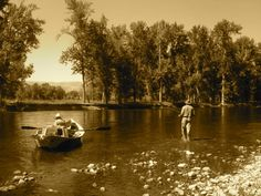 Big Hole River, Montana