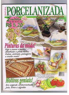 PINTURA PORCELANIZADA Nº 4 E 6 ANO 1 - Aparecida Zaramelo - Picasa Web Albums
