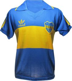 CA Boca Juniors Argentina Retro Jersey Brazil Soccer Football Maglia Trikot #MRSports