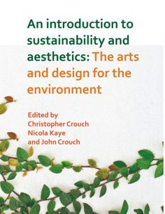 An Introduction to Sustainability and Aesthetics – Bøker på Google Play