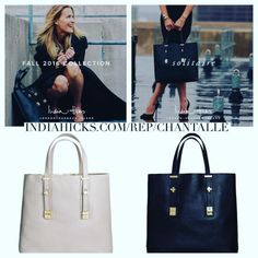 The India Hicks Fall 2016 collection is so fabulous that I had to start representing it again! This is one of my favorite pieces from the collection, The Solitaire, a gorgeous tote with handles that stylishly adjust to three different lengths,...