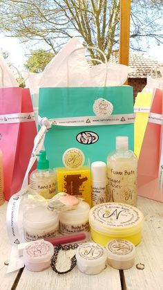 Coloured Paper Gift Bag, Ribbons, Sticker & Tissue Paper Costume Jewelry Mystery Ring Size M valued at R50 Bag/TravelSized #BodyButter 30ml valued at R30 Bag/Travel Sized #BodyScrub 30ml valued at R30 Longer Life Body #Loofah (exfoliator) valued atR100 Ginger Orange Beach Sand #Scrub 100mlvalued atR100 Island Forest Body #Butter 100mlvalued atR100 #TwitchyWitch Surprise #Treatment 30mlvalued atR50 Black Tattoo Stretch Neck #Chokervalued atR50 Boo Boo Magickal #Healing… Paper Gift Bags, Neck Choker, Orange Beach, Colored Paper, Body Butter, Body Scrub, Tissue Paper, Black Tattoos, Travel Size Products