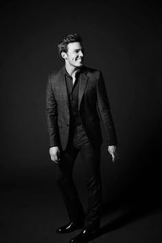 Sam Claflin. I can't... With the dimples... And the British... And the perfection... Why.