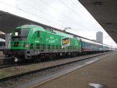 Slowenische Staatsbahn   Scotch Werbung
