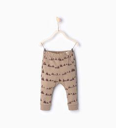 Image 1 of Mountain leggings from Zara