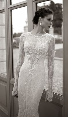Berta Wedding Dresses 2014. To see more: http://www.modwedding.com