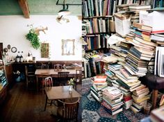 Great study days: Finch's cafe and Macleod's books