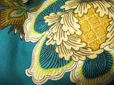 Designer Jacobean Floral Iman Pillow Cover by MakingFabulous, $42.00