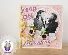 Pracownia artystyczna IKart: Kartki na urodziny keep ON Dreaming