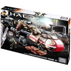 Halo Smuggler Intercept Set Mega Bloks 38169 - Walmart.com