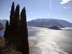 Il Lago di Como visto dal Castello di Vezio http://lefotodiluisella.blogspot.it/2015/04/castello-di-vezio.html