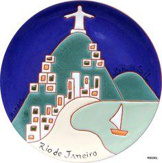 Rio de Janeiro - Brindes p/estrangeiros Custom Web Design, Create Website, Search Engine Optimization, South Dakota, Samba, E Commerce, Decoupage, Pottery, Clay