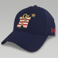 The Navy Under Armour Jack Flag Hat is one of many great Navy hats available. Shop the entire collection of Navy hats and enjoy fast shipping and easy returns/exchanges. Under Armour Military, Under Armour Logo, Navy Football, Navy Cap, Go Navy, Jack Flag, Fit Back, Naval Academy, Military Gifts