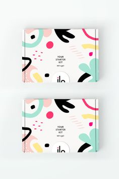 - concept for ilo women starter kit packaging. Brand Packaging, Box Packaging, Packaging Design Box, Scarf Packaging, Kids Packaging, Product Packaging, Package Design, Packaging Design Inspiration, Graphic Design Inspiration