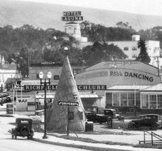 """Stu News Laguna on Instagram: """"Take a look back at Laguna Beach in the early 1930s! The Hotel Laguna as we know it now opened in 1930, with its landmark sign identifying…"""" Laguna Beach, Orange County, Looking Back, 1930s, Vintage Photos, Coastal, Trail, This Is Us, Nostalgia"""