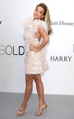 Rita Ora from 2017 Cannes Film Festival: amfAR Gala