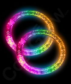 LED Bubble Bracelet - Coolglow.com