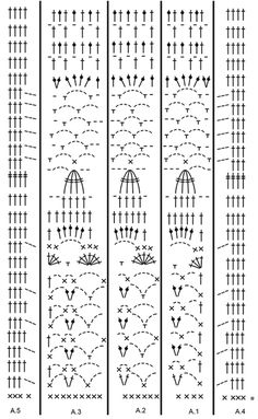 Sky Love - Poncho a ganchillo DROPS con patr�n de calados en �Paris�. Talla: S - XXXL. - Free pattern by DROPS Design