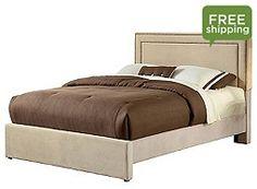 Amber Queen Bed
