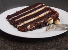 Oh-so easy chocolate cake