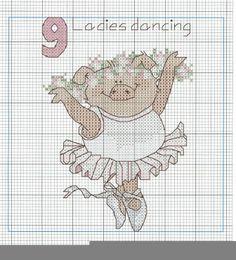 cochon danseuse