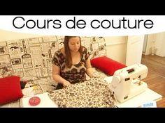 Technique de couture Jalie - Coudre des tissus extensibles sans surjeteuse - YouTube Blog Couture, Creation Couture, Couture Sewing Techniques, Sewing Projects, Diy Jupe, Food, Craft, Sewing Techniques, Sewing Tips