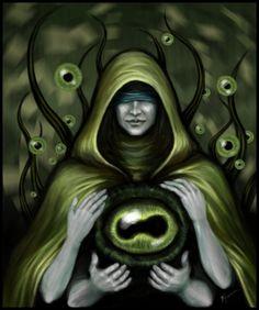 hermaeus mora,Skyrim,The Elder Scrolls,фэндомы,TES art,Хермеус Мора,TES…
