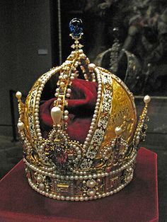 1602 Imperial crown of Austria