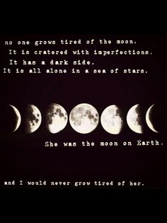 64 Trendy quotes deep dark thoughts the moon Moon Quotes, Life Quotes, Talking To The Moon, R M Drake, You Are My Moon, My Sun And Stars, Dark Thoughts, Moon Child, Word Porn