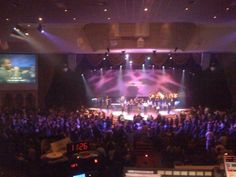 Shoreline Church, Austin TX. This church is awesome! U can check it out online too.  We Miss Austin.