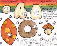 A Nice Mushroom Pattern by ~Kaos-Melody on deviantART
