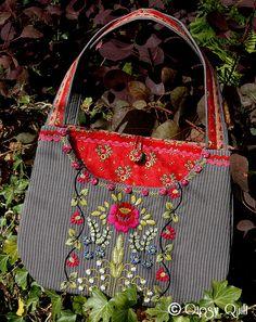 Sweet bag - Gipsy Quilt