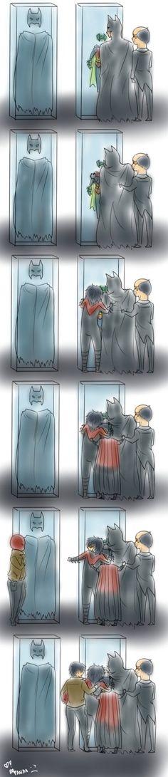 Missing Damian
