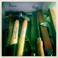 Værktøjskassen, min nye ven.
