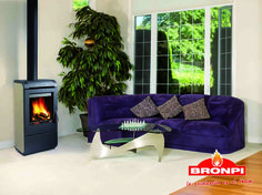 Estufa de leña Bronpi Sydney-T Outdoor Furniture Sets, Outdoor Decor, Stove, Sydney, Lounge, Couch, Home Decor, Fireplace Set, Firewood