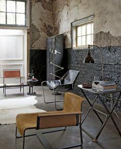founded loungechair bij YOTH