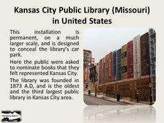 Kansas City Public Library (Missouri)in United States