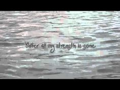 I Look To You- Selah (with lyrics)  Makes me cry every time I hear it
