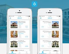 "Check out new work on my @Behance portfolio: ""Ubeo App""…"