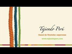 Cordón rumano tejido a crochet - YouTube