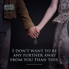 Lena and ethan with the locket beautiful creatures quotes, beautiful creatures book series, sublime Beautiful Creatures Quotes, Movie Quotes, Book Quotes, Sublime Creature, Kami Garcia, Life Lyrics, Strong Love, Beauty Quotes, Book Fandoms
